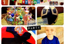 Ryan birthday party / by Suzanne Powell
