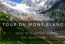 Alpes trekking