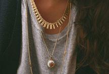 Bijoux cailloux choux
