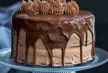 Receitas - Bolos/Cakes