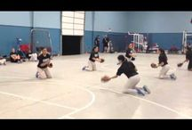 Softball drills- yo