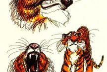 Rough Concept Art / Animation sketches