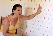 aplicar papel de parede