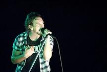 Pearl Jam ♡ Eddie Vedder / Tanta robba!