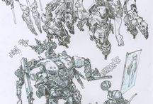 ConceptArt: machines