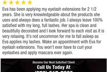 Eve Beauty 5 Star Reviews / We LOVE our clients!