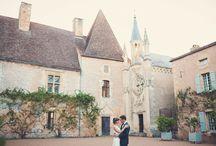 Wedding Styling: Castle / Chateau