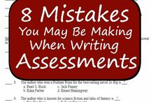 Mistakes in assessment