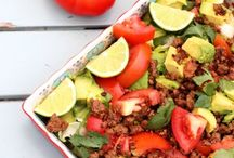 Quick & Healthy | Lunch & Dinner Recipes / Lunch and dinner recipes to help you have a nutritious meal on the table fast.  Discover the quick, easy and healthy meals that the whole family will love. www.youtotallygotthis.com