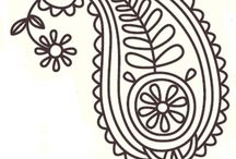 paisley patterns