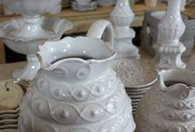 White Pottery to Love