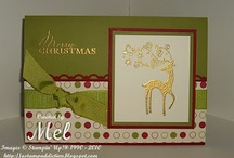 Stampin Up! Dasher / by Connie Morse