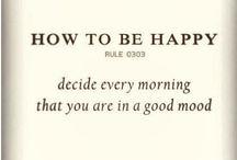 Motivation & Inspiration