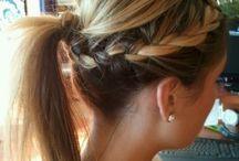 Hair, Makeup & Nails / Hair, Makeup & Nails / by Air Mitchell