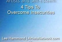 artists and self-esteem
