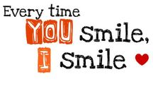 Smile Quotes / Things that make you smile