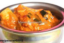 Recipes | Indian | Rasams, Sambars and Kuzhambus |