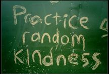 Random Acts of Kindness / Pass if Forward!