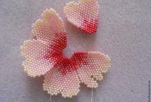 Perlenblumen