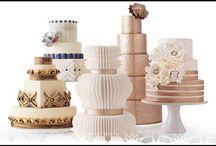 Gâteau de mariage / Agrume