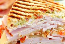 Sensational sandwiches / When it comes to making the ultimate sandwich, the only limit is your imagination!