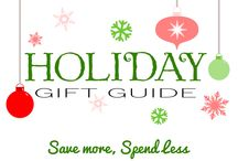 Holiday Gift Guide 2015 / Holiday Gift Guide 2015 where all the best products are in one easy location.