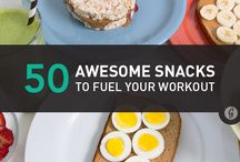 workout & awesome snacks