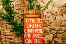 Idées pour la fête et le mariage / Trucs sympas pour rendre un moment mémorable
