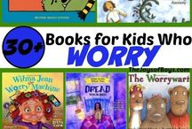 Picture Books For Kid Who Worry