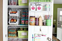 Pantry Organization / by Takiyah Dugas Turner