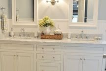 Light Bright & White Bathroom Remodel