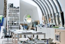 workspace / by Ulrika Seventeendoors