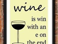 Wine and all that goes with it!