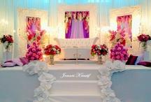 Dezien & Ideas for Wedding dais