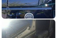 Toronto Paintless Dent Removal / Before and after images of our dent removal services