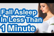 Fall sleep. In less than one minute