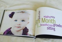 baby's first year book / by Margriet Hulsker