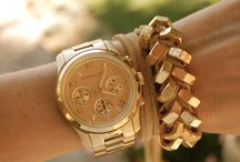 Gold baby / #gold #style #sparkly #fashion