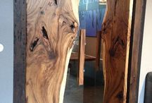 pintu kayu kombinasi kaca