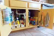 Home clever storage