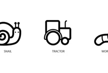 pictograms and signage / by Maria Fidalgo
