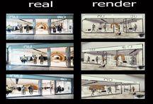 nu magazası avenues (kuwait) / interior design (store) by Olgu Doğudan Yüksel