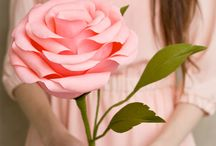 Bloemen knutsel