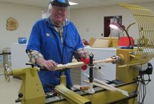 NWTC Artisan Center Woodturning Studio / by NWTC Artisan and Business Center