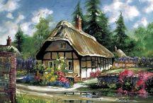 Дома и коттеджи (Houses & Cottages)