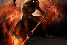 demonios, moster, creature & more