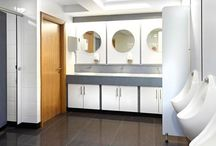 Wash Room Designs / Design and implementation of wash room space