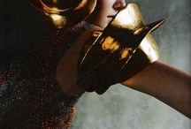 female power/stength/warrior