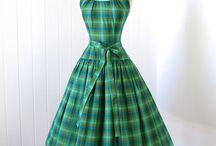 vestido pin up