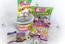 Halloween Rezepte mit Fruchtgummis / Einfache und schnelle Halloween Rezepte